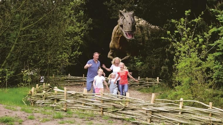 GIVSKUD ZOO Dinosaurierpark